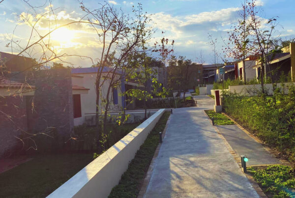 CASITAS- memory care unit at La Pueblita